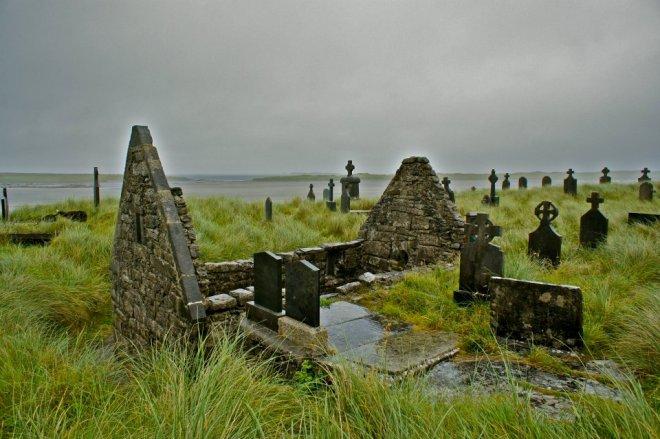 Inishmore, The Aaran Islands Ireland.
