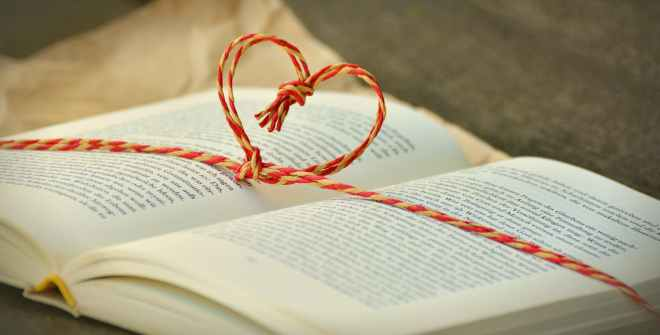 book heart knowledge pages