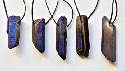 NovoStellar Crystal Pendants